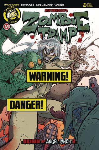 Zombie Tramp #59 (Maccagni Risque Cover)