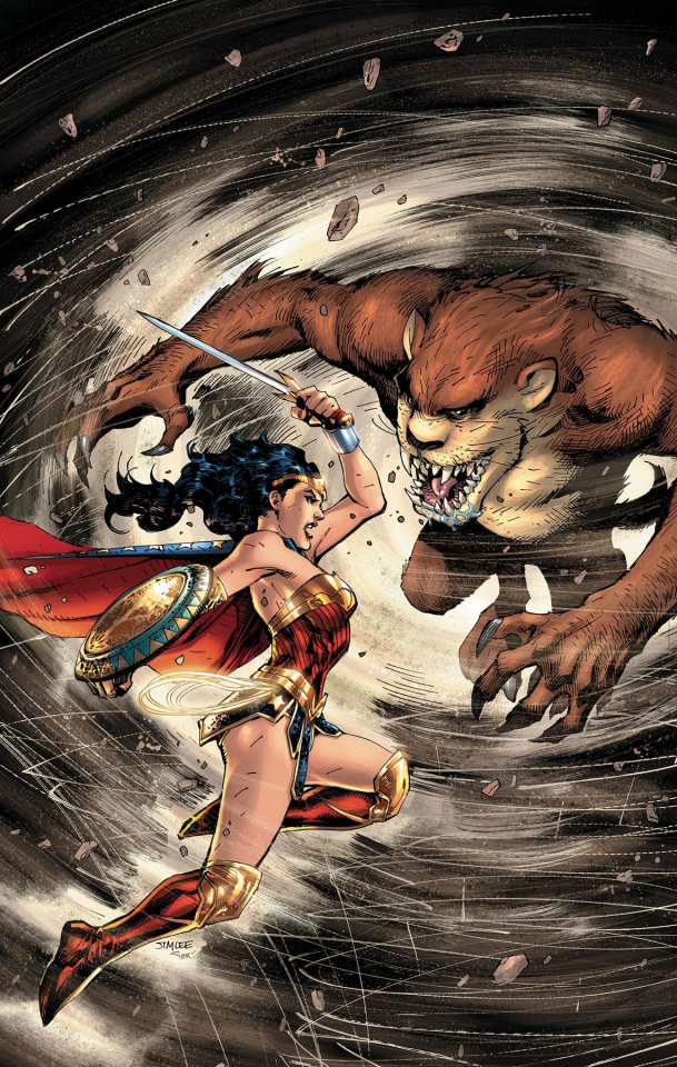 Wonder Woman / The Tasmanian Devil Special #1