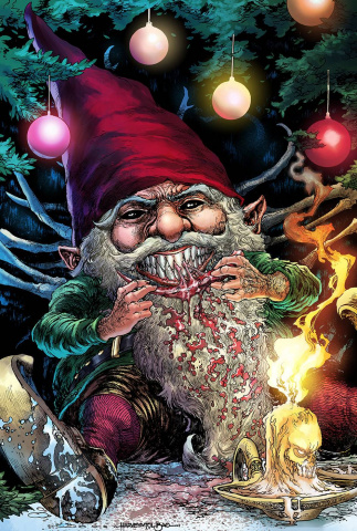 Grimm Fairy Tales 2020 Holiday Special (Tolibao Cover)