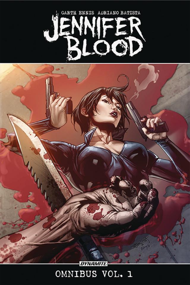 Jennifer Blood Vol. 1 (Omnibus)