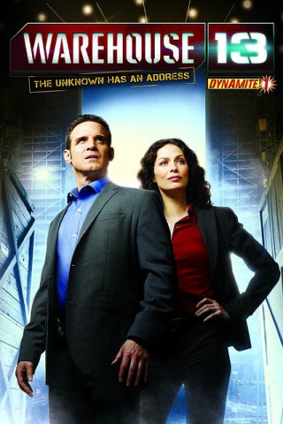 Warehouse 13 #2