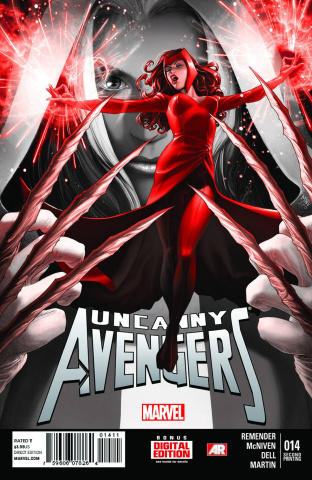 Uncanny Avengers #14 (2nd Printing)