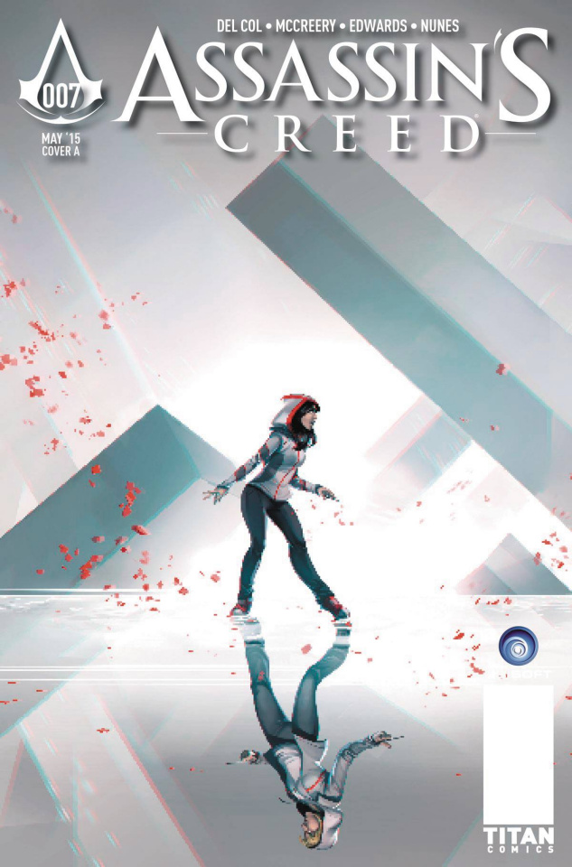 Assassin's Creed #7 (Glass Cover)