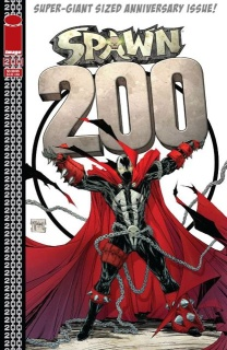 Spawn #200 (2nd Printing)