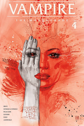 Vampire: The Masquerade #4 (Mack Foil Cover)