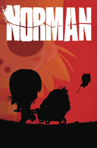 Norman #3 (Silas Cover)