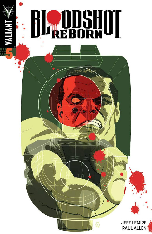 Bloodshot: Reborn #5 (20 Copy Kano Cover)