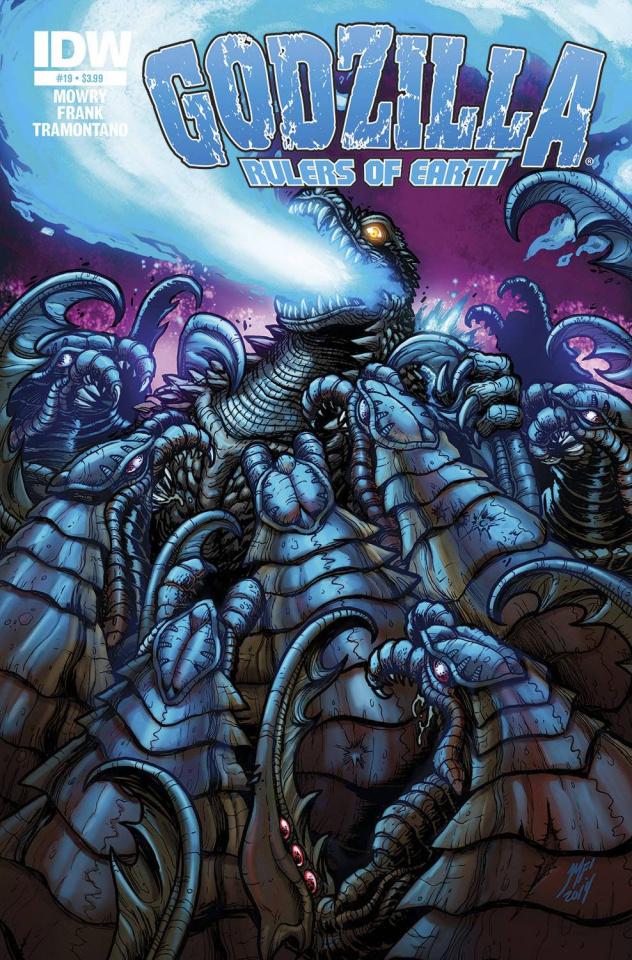 Godzilla: Rulers of Earth #19