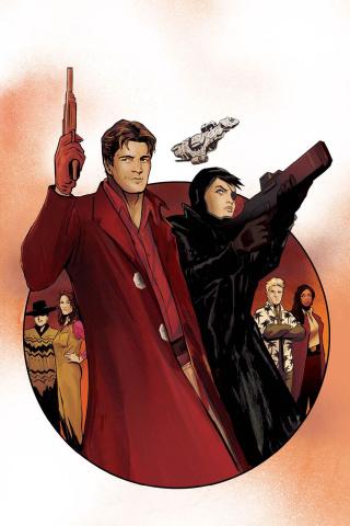 Firefly #12 (Garbett Cover)