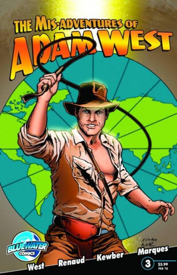 The Mis-Adventures of Adam West #3