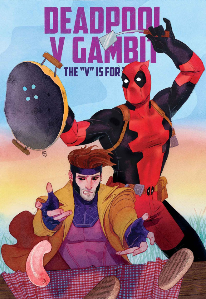 Deadpool vs. Gambit #3