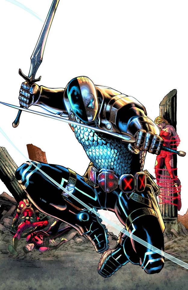 Teen Titans #23.2: Deathstroke