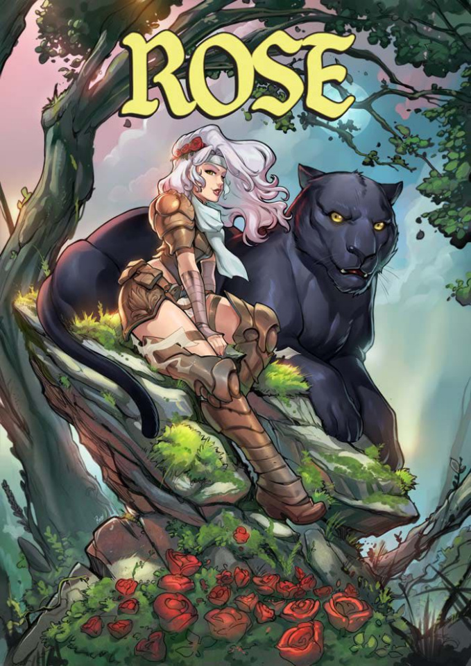 Rose #9 (Reiq Cover)