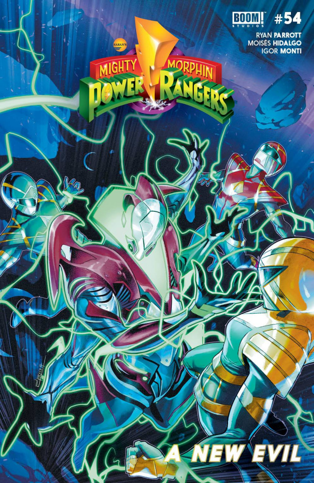 Mighty Morphin' Power Rangers #54