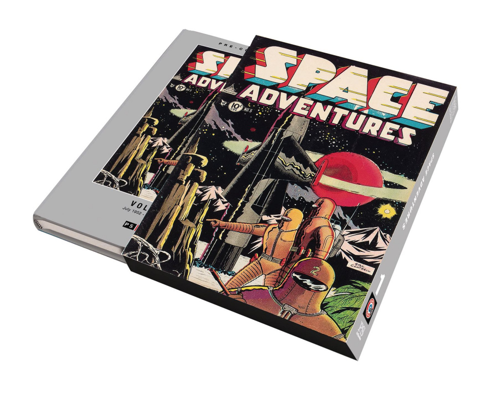 Space Adventures Vol. 1 (Slipcase Edition)