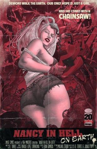 Nancy in Hell on Earth #1