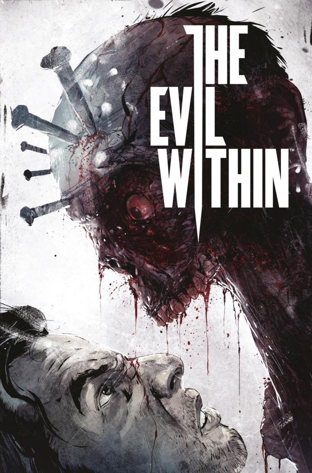 The Evil Within #2 (Kudranski Cover)