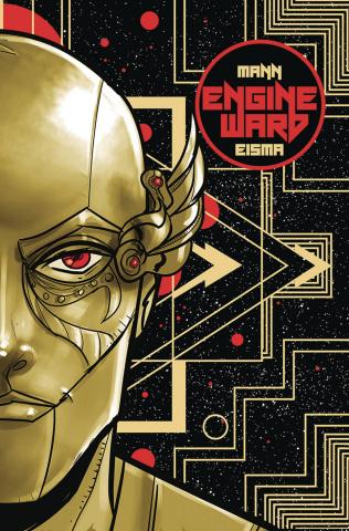 Engineward #1 (Eisma Cover)