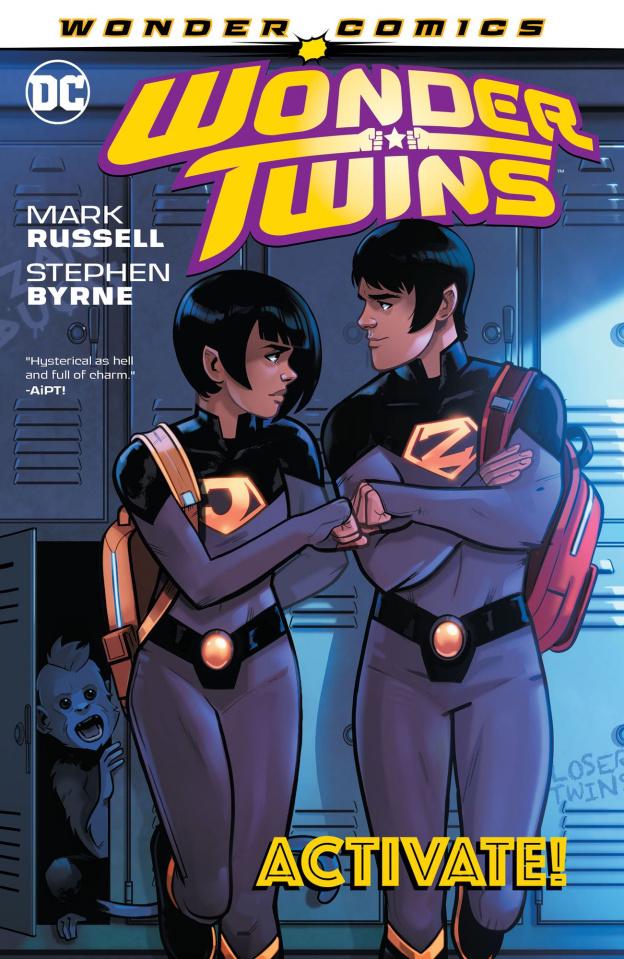 Wonder Twins Vol. 1: Activate