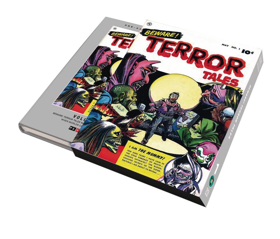 Beware! Terror Tales Vol. 1 (Slipcase Edition)