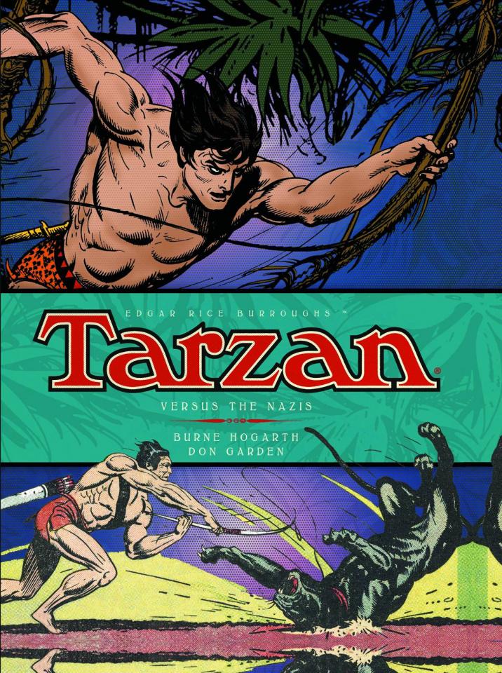 Tarzan Vol. 3 Vs. the Nazis