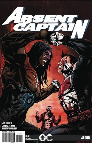 Absent Captain #5