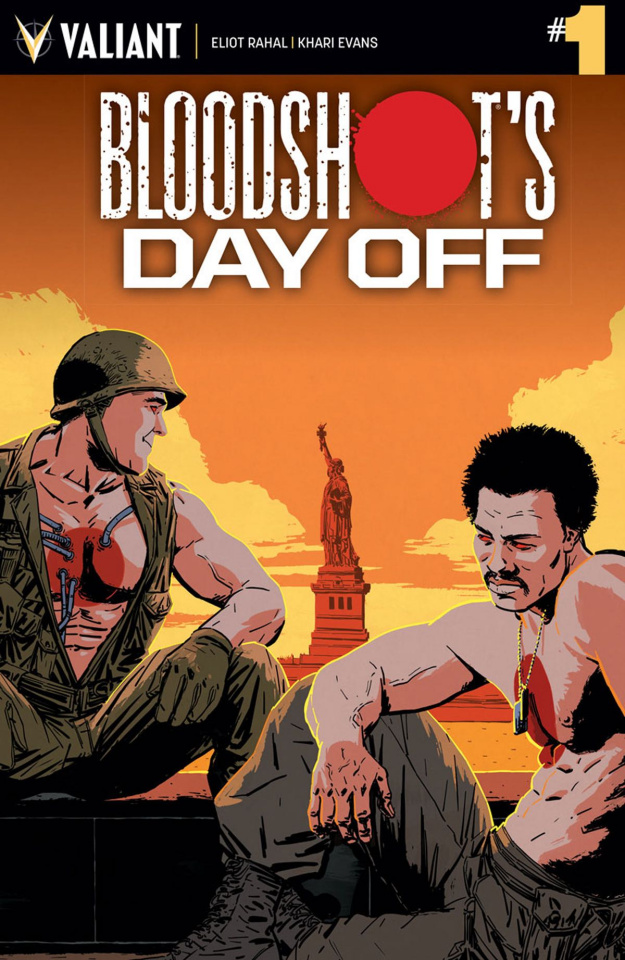 Bloodshot's Day Off #1 (Kano Cover)