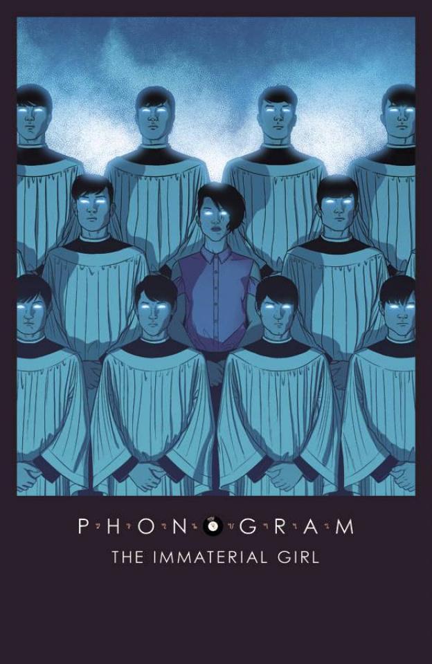 Phonogram: The Immaterial Girl #3
