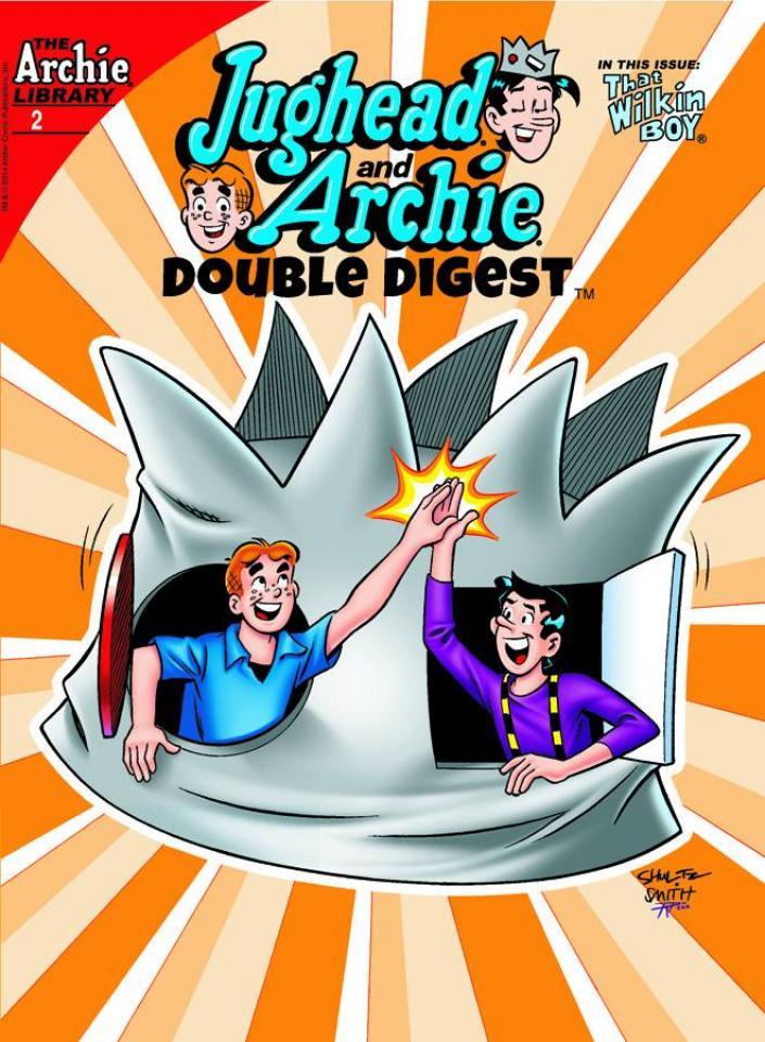 Jughead & Archie Double Digest #2