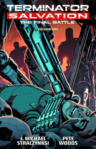 Terminator Salvation: The Final Battle Vol. 1
