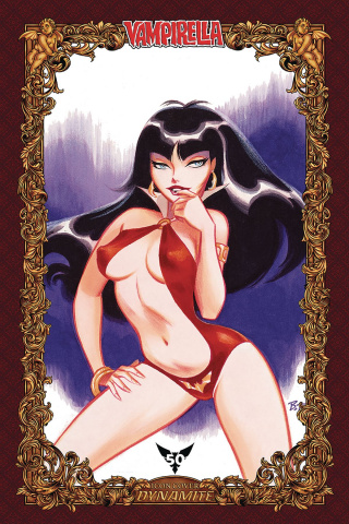 Vampirella #9 (75 Copy Timm Icon Cover)