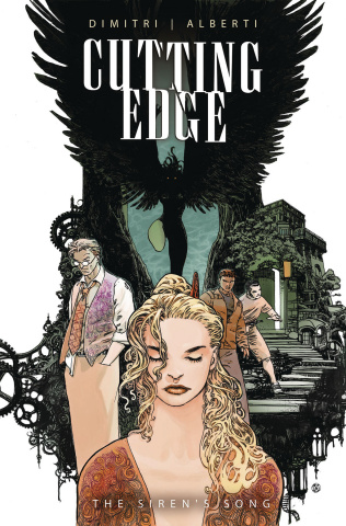 Cutting Edge: The Siren's Song #2 (Alberti Cover)