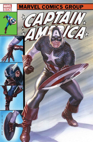 Captain America #695 (Alex Ross Cover)