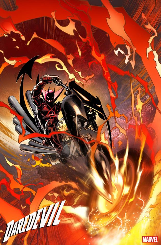 Daredevil #16 (Benjamin Marvels X Cover)