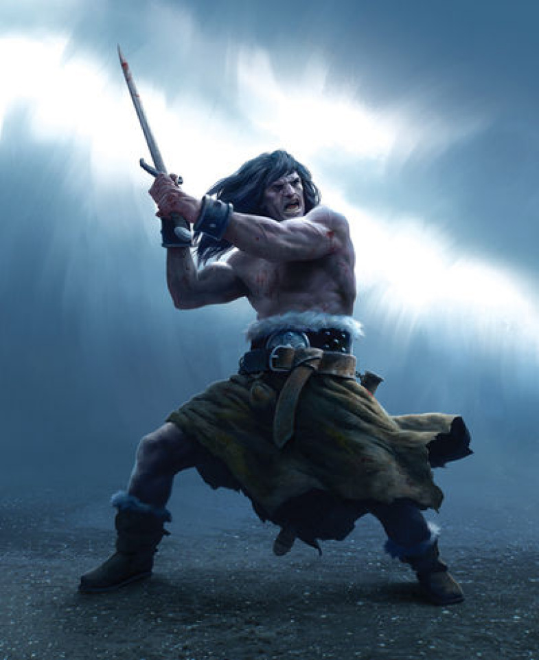 Conan: Island of No Return #1