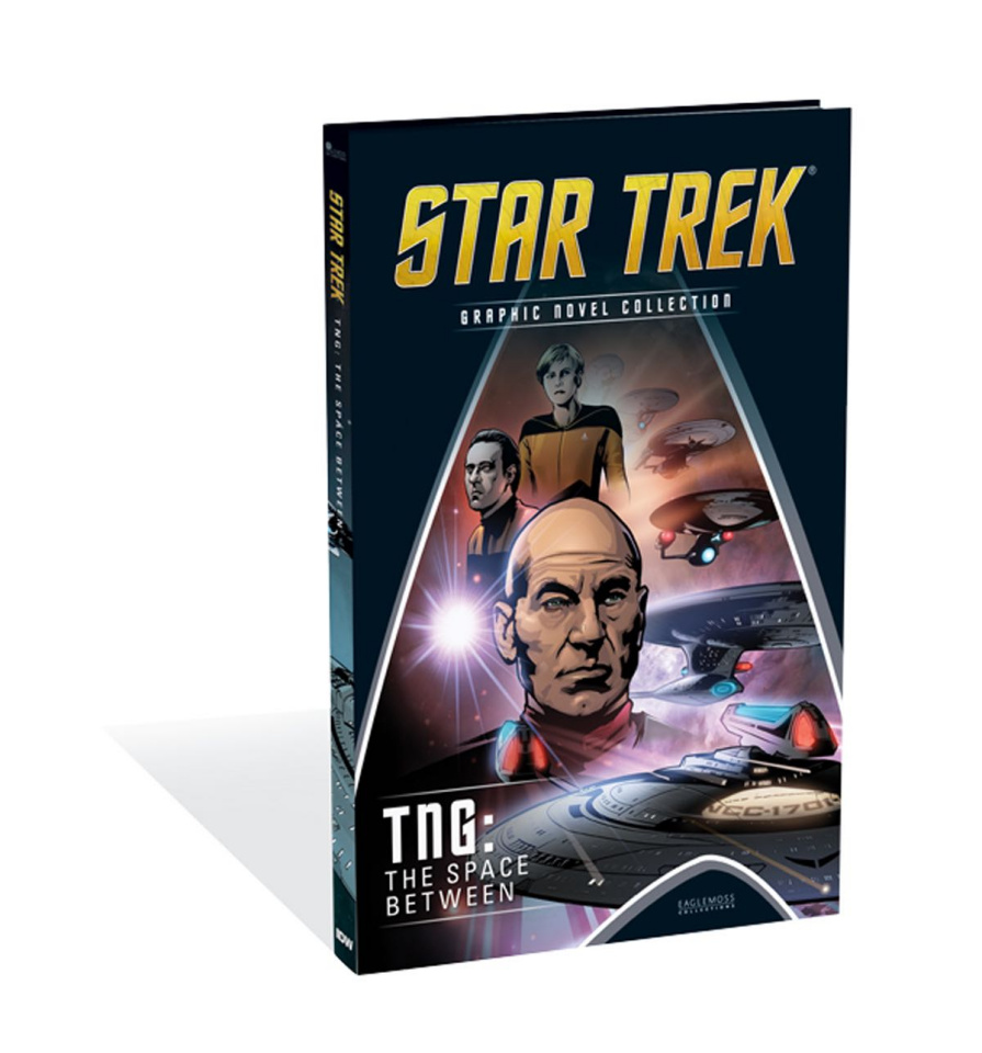 Star Trek #5: The Space Between