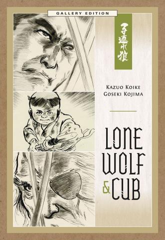 Lone Wolf & Cub (Gallery Edition)