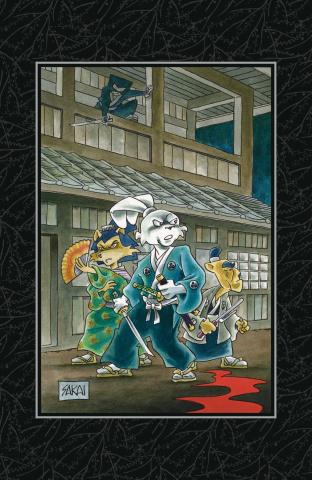 The Usagi Yojimbo Saga Vol. 8 (Limited Edition)