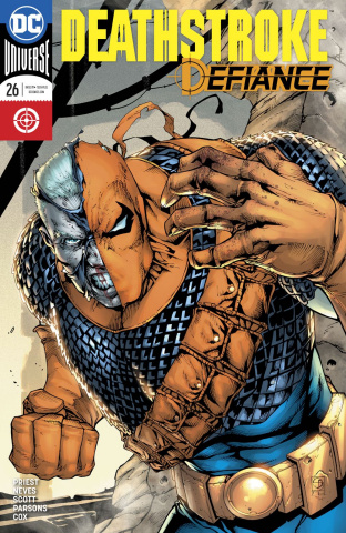 Deathstroke #26 (Variant Cover)