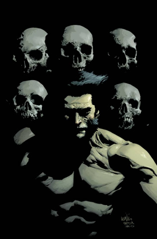Death of Wolverine #1 (Yu Cover)