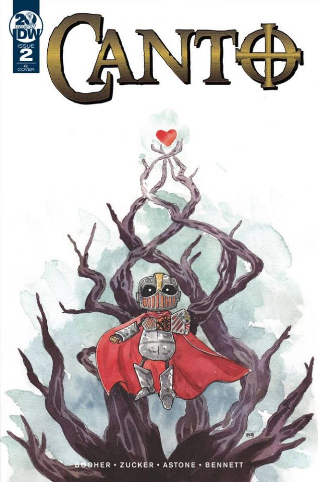 Canto #2 (10 Copy Beem Cover)