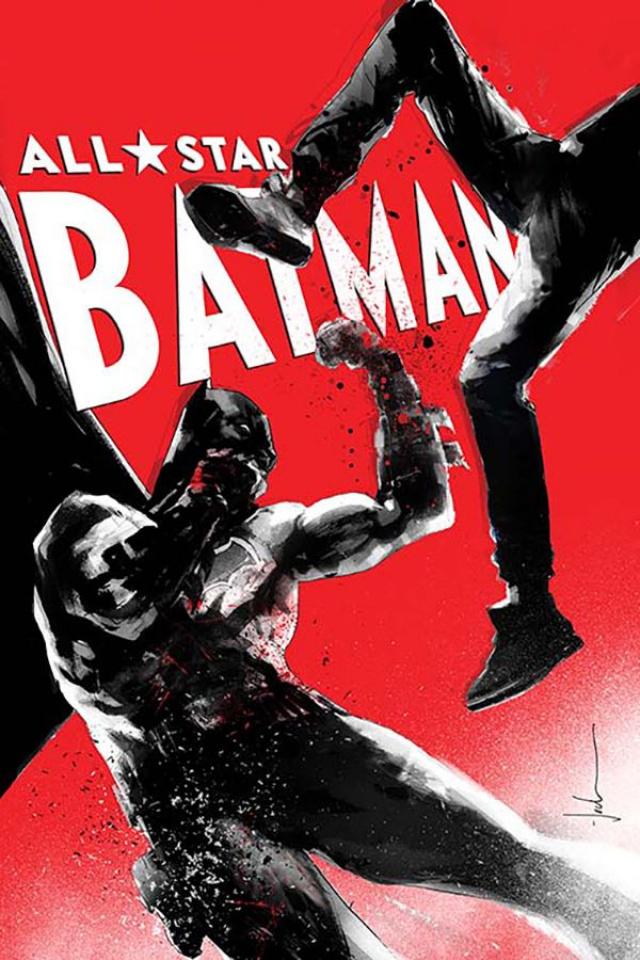 All-Star Batman #5 (Jock Cover)