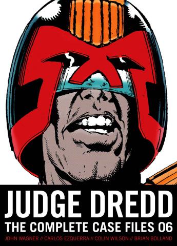 Judge Dredd: The Complete Case Files Vol. 6