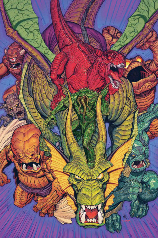 Marvel Monsters #1