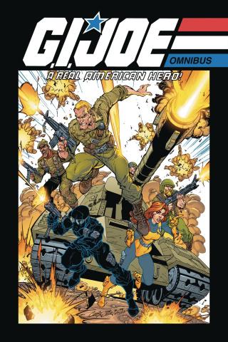 G.I. Joe: A Real American Hero Vol. 1 (Omnibus)