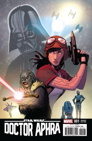Star Wars: Doctor Aphra #1 (McKelvie Cover)