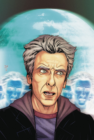 Doctor Who: New Adventures with the Twelfth Doctor, Year Three #6 (Shedd Cover)
