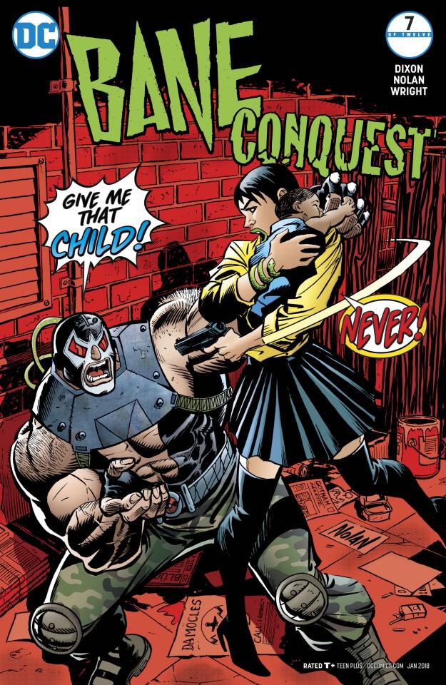 Bane: Conquest #7