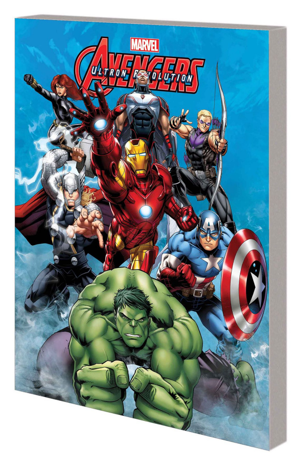 Marvel Universe Avengers: Ultron Revolution Vol. 3 (Digest)
