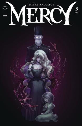 Mercy #3 (Andolfo Cover)